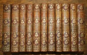 Voltaire's volumes copy